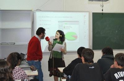 Entrevista en Radio Nacional. España Directo
